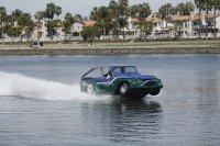 Xe vừa chạy vừa lội nước dự đoán sẽ hút hàng ở Việt Nam