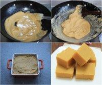 Tự làm bánh đậu xanh bằng nồi cơm điện