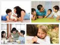 Làm thế nào để dạy con trở thành đứa trẻ ngoan?
