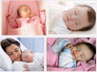 Cách dạy trẻ sơ sinh có giấc ngủ hợp lý dành cho các bà mẹ