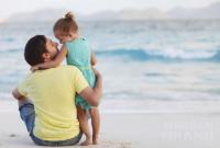 Với con gái, bố có thể làm tất cả mọi thứ