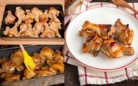Một cách đơn giản để có món đùi gà nướng mật ong thơm nức mũi