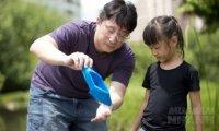 Bài học dạy con từ cách cư xử văn minh của chồng với vợ cũ