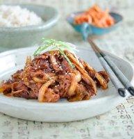 Thực đơn tăng chiều cao hấp dẫn với món thịt heo xào cay đậm vị Hàn Quốc