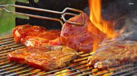 Khi nướng thịt, hãy đặt một viên đá lên và bạn sẽ thấy điều kì diệu