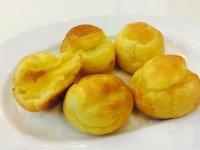 Cách làm bánh su nhân trứng sữa mềm mịn mướt mắt - Ăn chục cái cũng không ngán