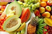 Mẹo chọn mua hoa quả tươi ngon