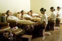Công dụng của ghế foot massage - ghế massage chân trong ngành spa