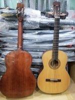 Hưỡng dẫn chọn mua đàn guitar acoustic và guitar classic