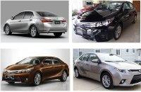 Toyota Altis 1.8 và 2.0 nên mua loại nào?