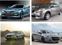 7 đại diện cho dòng xe sedan chỉ từ 600 đến 800 triệu