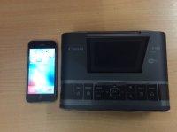 So sánh máy in ảnh mini Canon Selphy CP1300 và Canon Selphy CP1200