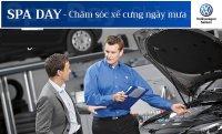 Event dành cho tất cả  chủ sở hữu các dòng xe hơi - Spa Day