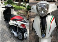 Giá xe máy Liberty 125 3v ie cũ 2014