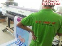 Công ty In Kỹ Thuật Số trang bị máy vừa in vừa bế Decal Mimaki Nhật hiện đại