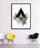 Độc đáo cùng tranh treo tường đẹp cho không gian sống thêm thú vị