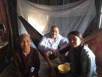 Chuyến thiện nguyện tại Cờ Đỏ - Tỉnh Cần Thơ của Sunmedia, Vinatel, Thuận Anh, Real Food