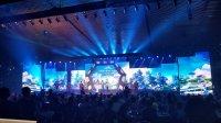 Công nghệ màn hình LED cảm ứng - không giới hạn kích thước và số lượng điểm chạm
