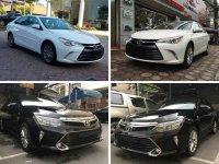 Xe Toyota Camry nhập khẩu