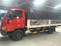 Giá lăn bánh xe tải Hyundai hd99 Đô Thành, có xe giao ngay
