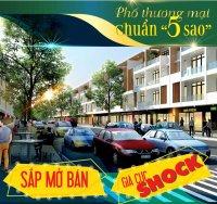Sunland chuẩn bị mở bán Phố thương mại Minh Mạng chuẩn 5 sao