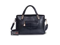 Mẫu bộ 3 túi xách màu đen - Xưởng may túi xách giá rẻ tại TPHCM