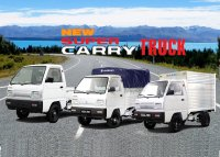 Bảng giá xe tải Suzuki 2018 - Giá xe tải nhỏ Suzuki Carry Truck 2018  -  Giá xe tải nhẹ Suzuki Carry Pro Euro 4 2018