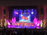 Đặt thuê màn hình Led sân khấu Đêm Hội Trăng Rằm
