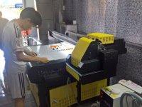 Giá máy in UV khổ nhỏ TPHCM - Hỗ trợ mua máy in UV trả góp, vận chuyển máy về tỉnh