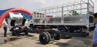 Đánh giá chi tiết Isuzu Vinh Phát 1,9 tấn thùng dài 6m2 NK490SL
