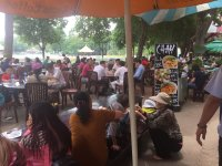 Tân Tân tham gia lễ hội văn hóa ẩm thực chay 'Mùa Sen Nở'