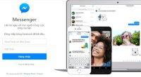 Mách bạn cách khôi phục lại tin nhắn đã xóa trên Messenger Facebook: