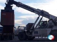 Công ty vận chuyển hàng Trung Quốc uy tín