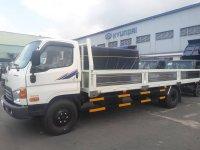 Giá xe tải hyundai hd120sl thùng lửng