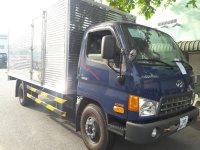 Giá xe tải hyundai hd120sl thùng kín