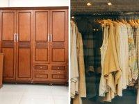 Kinh nghiệm chọn mua tủ quần áo phù hợp