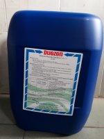 Hóa chất khử trùng Clo dioxit sức mạnh vượt trội
