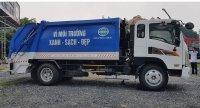 Tìm hiểu thông số kỹ thuật xe ép rác Isuzu