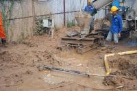 Máy bơm chìm hút nước bùn cho công nước thải của khu công nghiệp