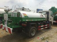 Giới thiệu về xe phun nước rửa đường tại công ty cổ phần ô tô Vũ Linh
