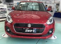Suzuki Swift thế hệ mới giá chỉ từ 499 triệu đồng, cạnh tranh với Mazda2