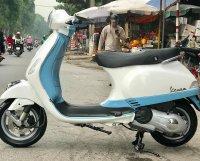 Kinh nghiệm xương máu cần biết khi mua xe máy Vespa cũ tại Hà Nội