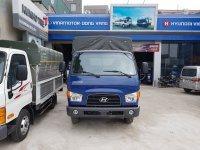 Xe Tải Hyundai 110s 7 tấn thùng mui bạt giá tốt tại Hyundai Việt