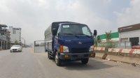 Hyundai New Mighty N250 2.3 tấn thùng mui bạt giá tốt chỉ có ở Hyundai Việt