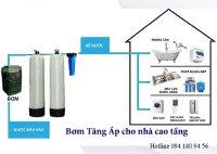 Máy bơm tăng áp có vai trò gì trong hệ thống nước tòa nhà