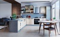 Lý do tủ bếp gỗ công nghiệp đang dần thay thế tủ bếp gỗ tự nhiên truyền thống