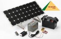 Những loại pin năng lượng mặt trời phổ biến hiện nay