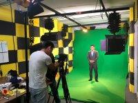 Hương Việt TV cho thuê Studio chụp ảnh và quay video hiện đại