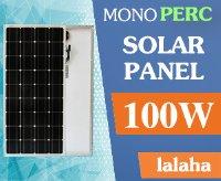 Lý do nên lựa chọn pin mặt trời MONO 100W tại MYSOLAR