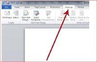 Cách in tem nhãn Decal Tomy A4 bằng Word, Excel